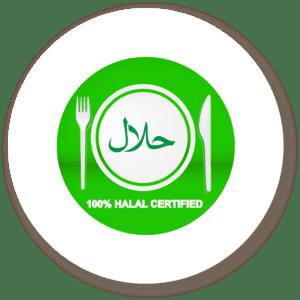 Halal certifié