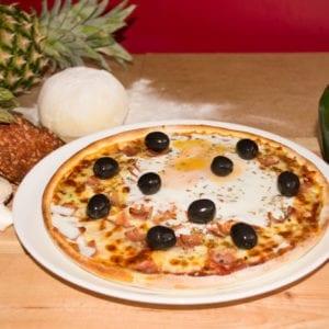 Pizza 4 ingrédients ou plus