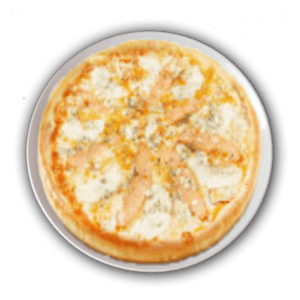 Pizza Saumon fumé